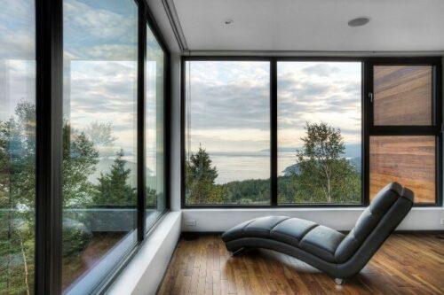 Панорамные окна от компании «Окна в Дом»